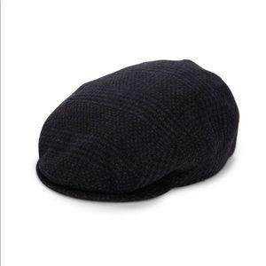 Saks Fifth Avenue Piemonte Plaid Wool Blend Hat